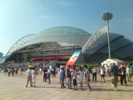 Shenyang, China: 外観です