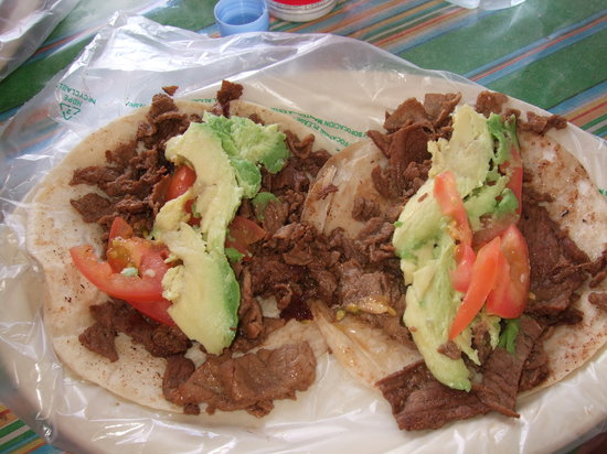 Gordo Lele's Tacos & Tortas : Beef Taco's