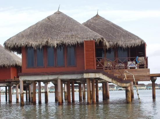 Cinnamon Dhonveli Maldives : notre bungalow sur pilotis portant le numéro 808