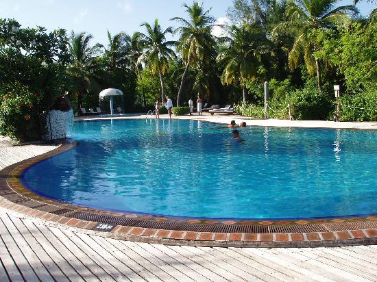 Cinnamon Dhonveli Maldives: la piscine !