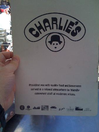 ‪Charlie's Coffee Shop & Restaurant‬