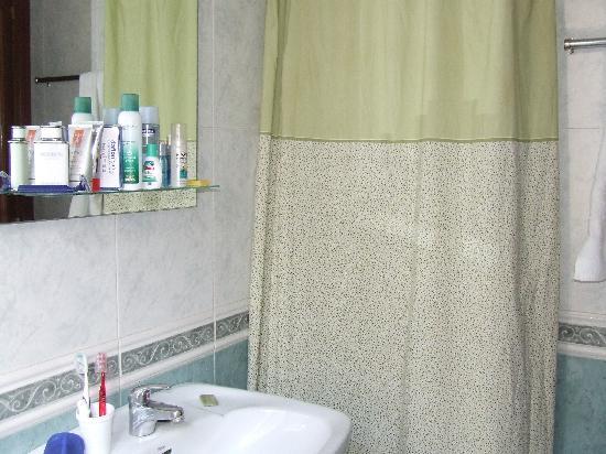 Hostal Tokio: bagno