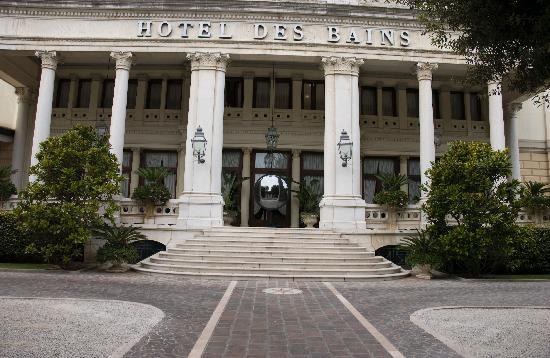 Hotel des bains front foto di hotel des bains venice for Hotel des bains saillon