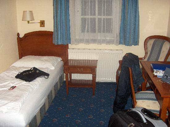 Hotel zur Post: habitacion doble