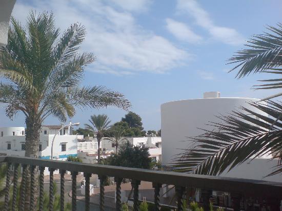 Inturotel Sa Marina: View from the balcony