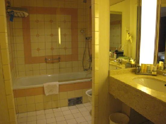 Radisson Blu Hotel, Malmö: Bathroom