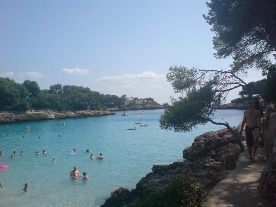 Inturotel Sa Marina: Cala Gran beach