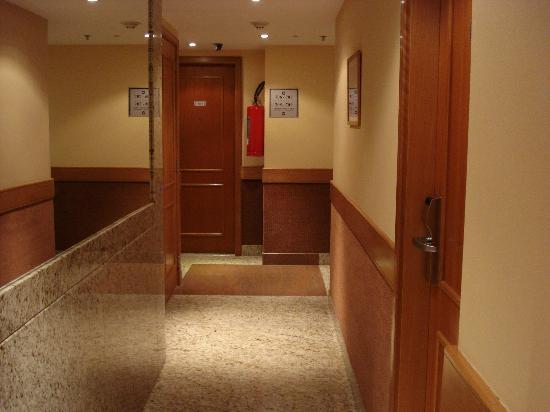 Windsor Martinique Hotel: Impolutos pasillos como todo el hotel