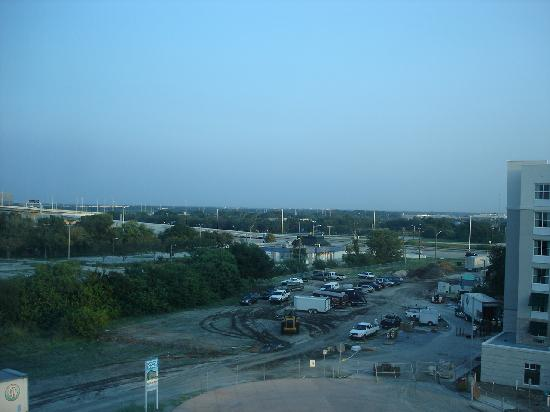 Hilton Garden Inn Tampa Airport Westshore: view from room 1
