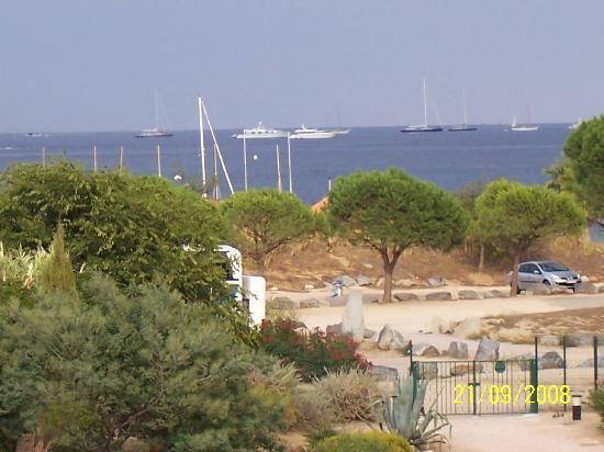 Residenz Maeva Les Marines de Gassin: en allant à la plage