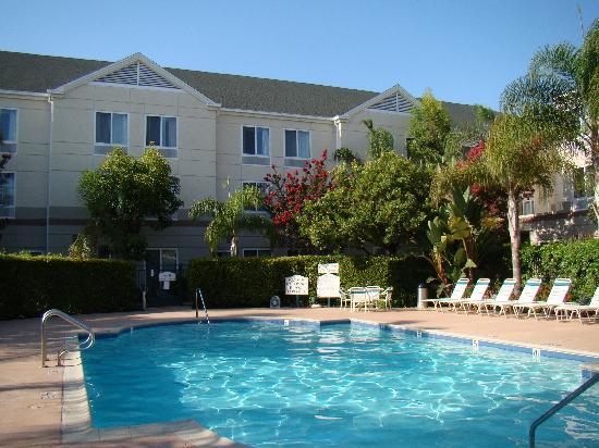 hilton garden inn laxel segundo hotel vu de la piscine - Hilton Garden Inn El Segundo