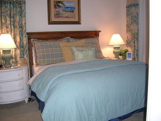 Reunion Resort of Orlando: Down Stairs Bedroom