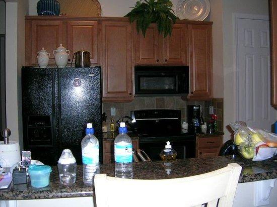 Reunion Resort of Orlando: Kitchen