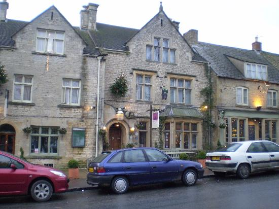 Stow-on-the-Wold, UK: Grapevine Hotel