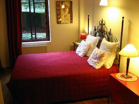 Chez Dominique: Bedroom