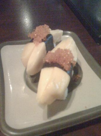 Blue Fish House: Flying fish