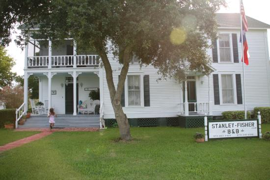 Matagorda, TX: Stanley Fisher House