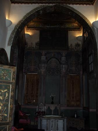 Beit Al Mamlouka: View from the bed