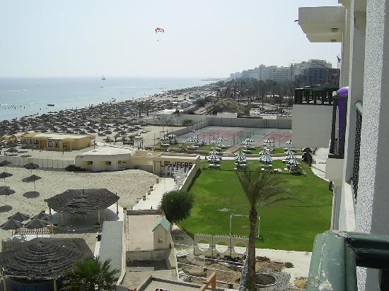 Royal Beach Hotel : great view