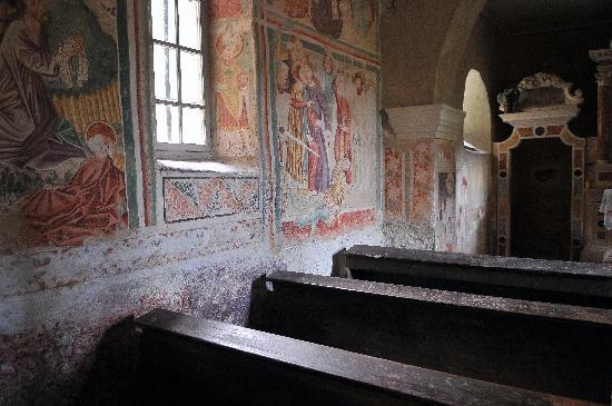 Motovun, Κροατία: santa maria delle lastre - Beram, Pisino