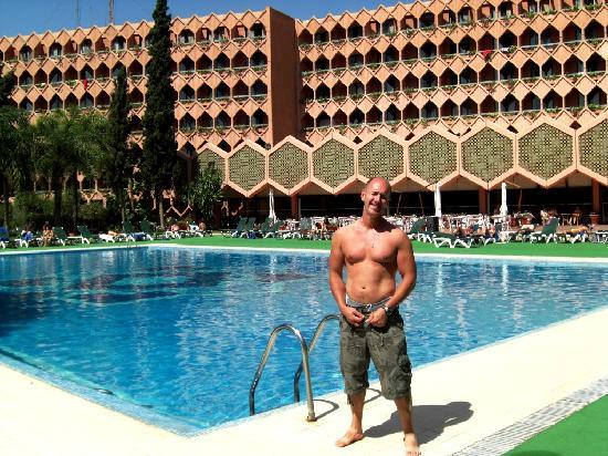 B And B Hotel Marrakech