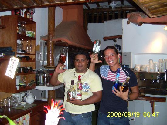 Posada Los Mangos: Cocktails to die for!!!