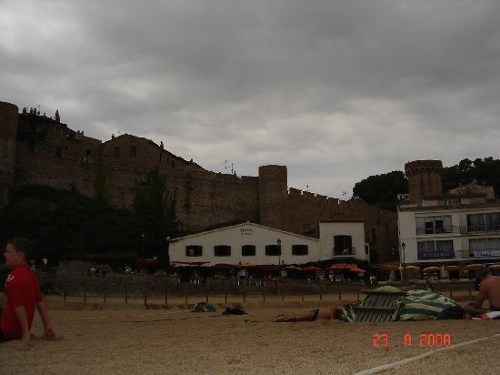 Hotel Cap d'Or : Hotel exterior