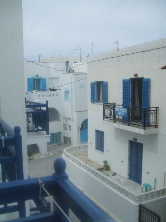 Soula Hotel: View from room
