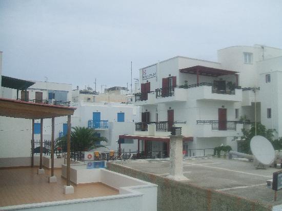 Soula Hotel: Naxos