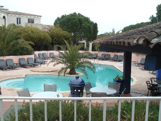 Residence Caesar Domus : pool area