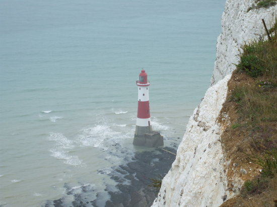 Истборн, UK: Beachy Head