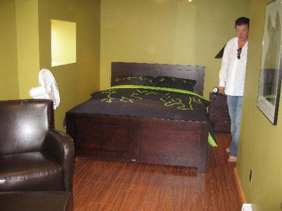 Rock View Lofts : Bedroom