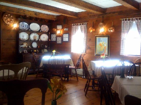 Squire Tarbox Dining Room