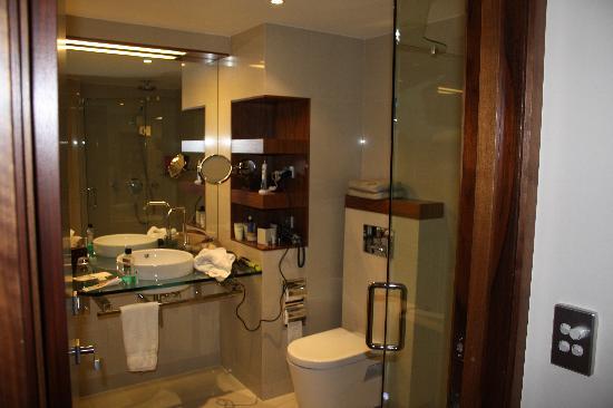 Sofitel Queenstown Hotel & Spa: Part of the Bathroom