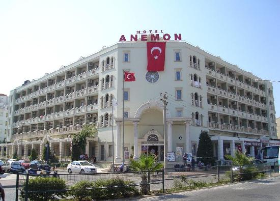 Anemon Hotel: An external view of the hotel