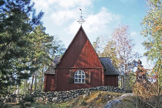 Museo al aire libre de Seurasaari: Seurasaari church