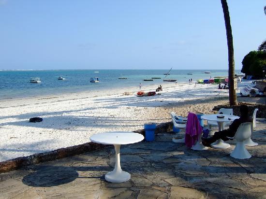 Beach - Mombasa Beach Hotel Photo