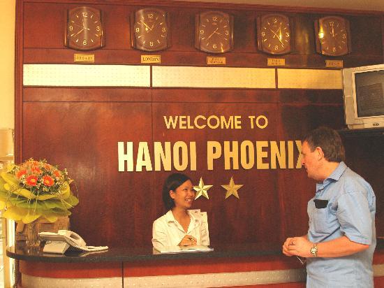 Hanoi Phoenix Hotel: No Fuss Friendly Information.