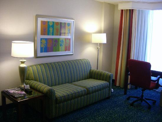 Costa Mesa Marriott: Living Room Part 14