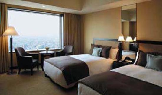JR Tower Hotel Nikko Sapporo: ツィンルーム