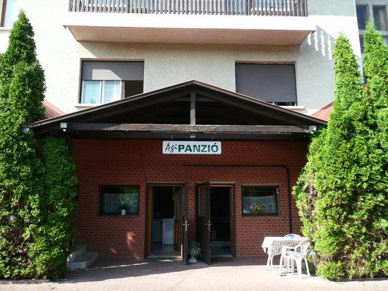 Agi Panzio-Obuda: Agi guest house, Budapest