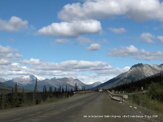 Wiseman, AK: Dalton Highway