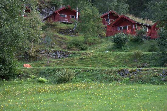 Vinje Camping: Cottages