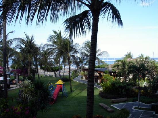 Grand Mirage Resort & Thalasso Spa - Bali: The view from the room