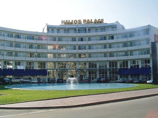 Hotel Riu Helios: front of hotel