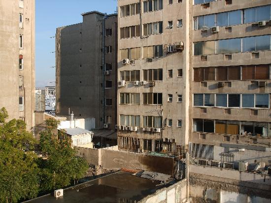 Ionion Hotel Piraeus : The glorious view - part 2