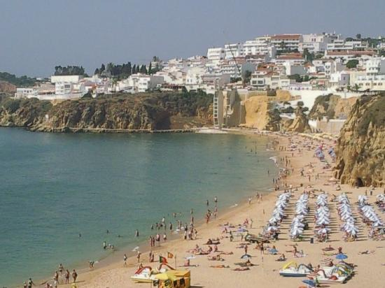 Apartamentos Turisticos Neptuno: fishermans beach