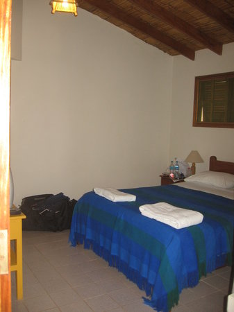 Punta Sal, Peru: Luxury Bungalo Room