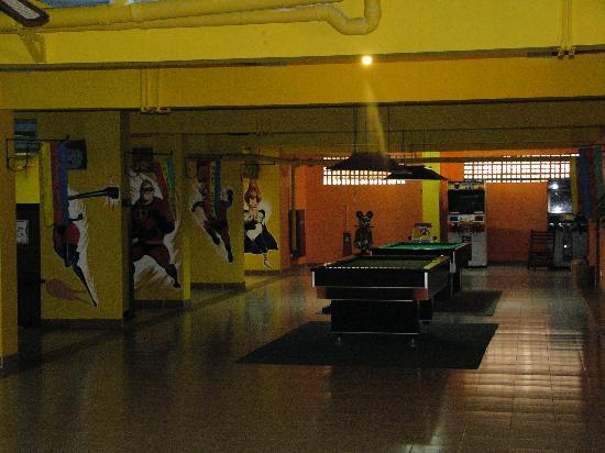 Sanur Paradise Plaza Suites: inside the kids club