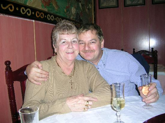 me & mum at china garden